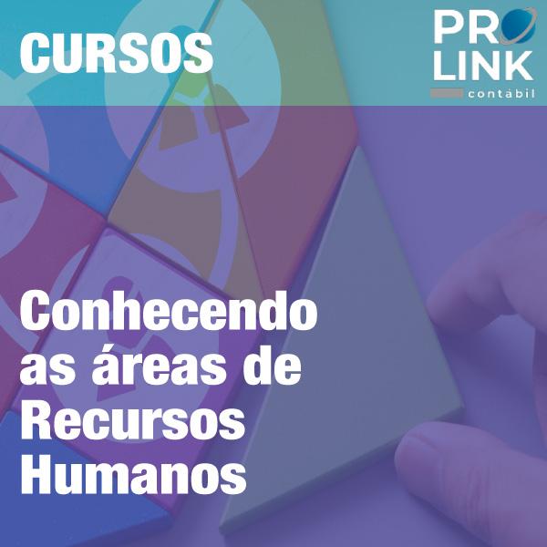 conhecendo as areas de Recursos Humanos