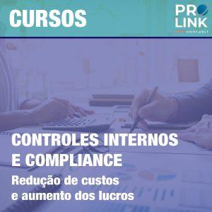 cursos prolink controles internos compliance