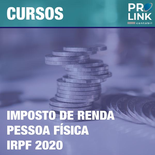cursos prolink irpf2020
