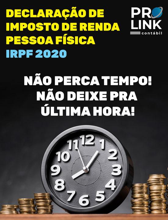 irpf2020 Prolinkv2