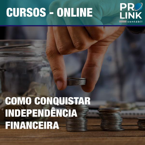cursos controle financeiro